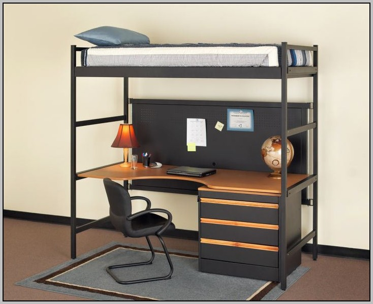 Desk Bed Combo For Adults