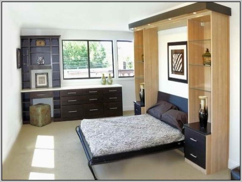 Desk Bed Combo Plans