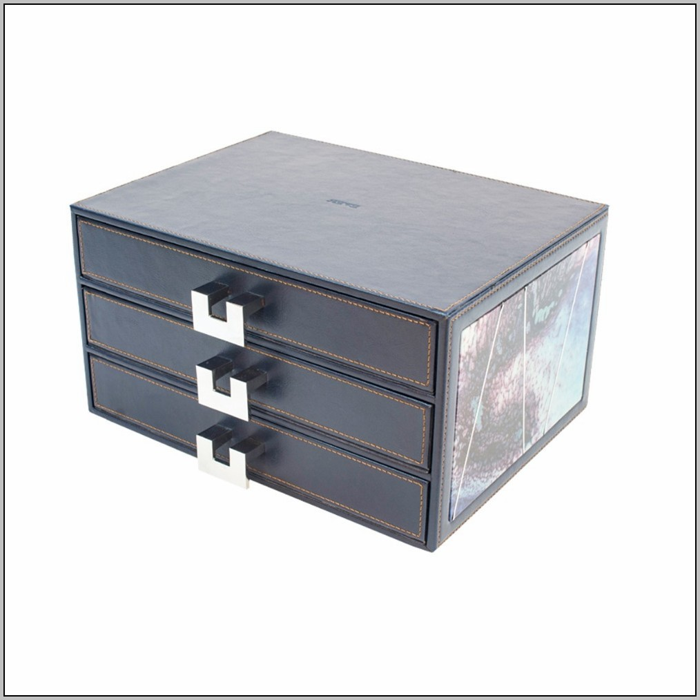 Desk Flip File Organizer