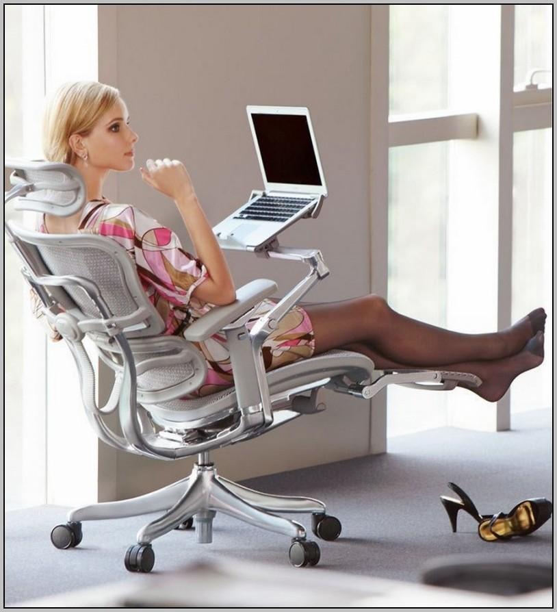 Desk Footrest Diy