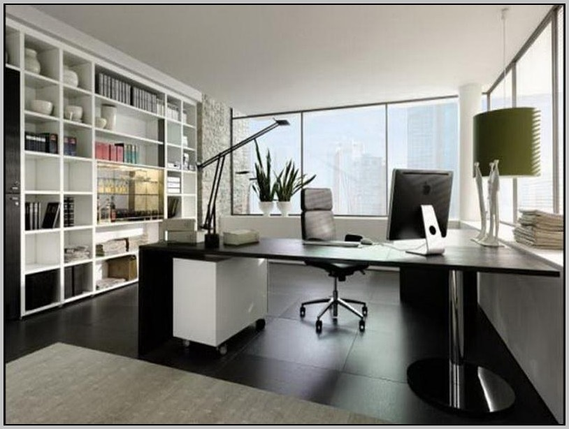 Desk Organization Ideas Cubicle