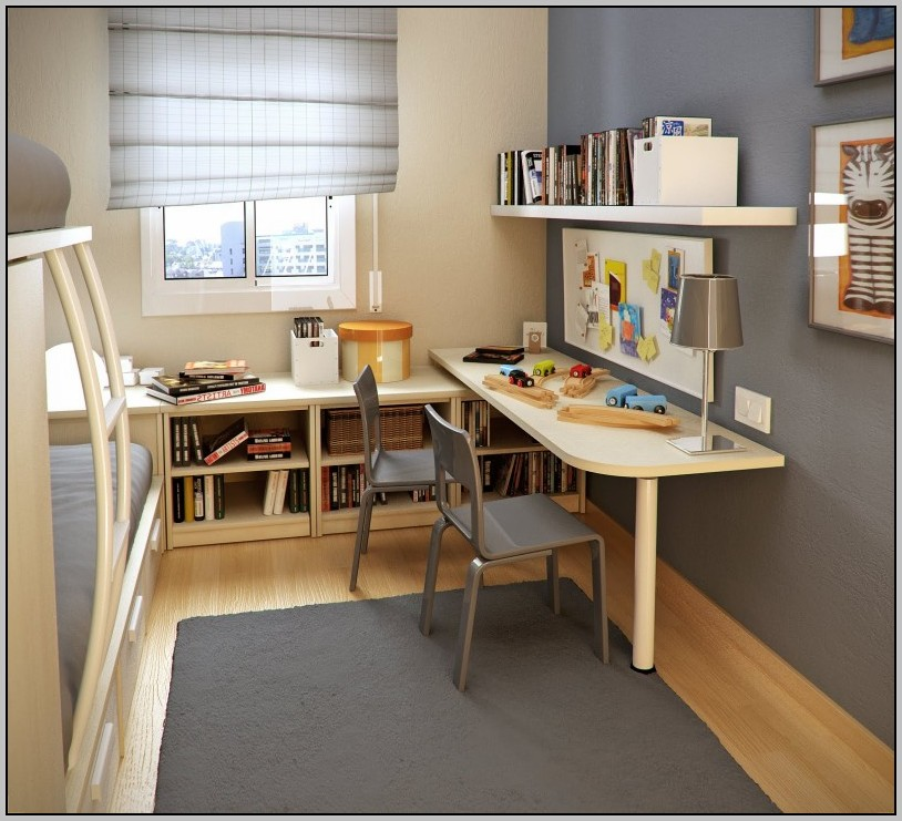 Desk Organization Ideas For College