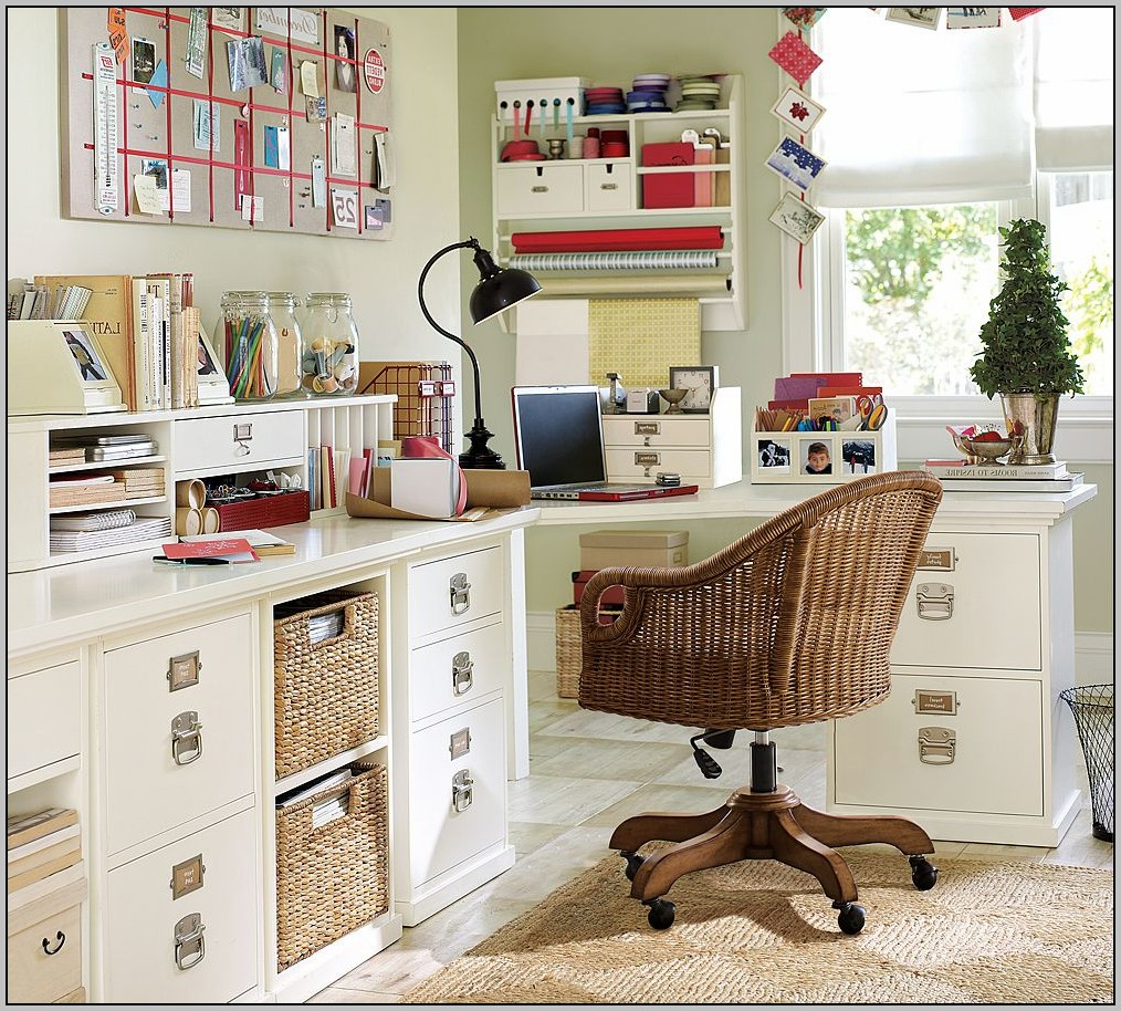 Desk Organization Ideas For Teachers