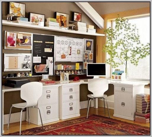 Desk Organization Ideas Pinterest