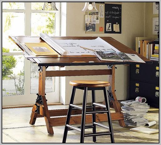 Drafting Table Desk Lamp