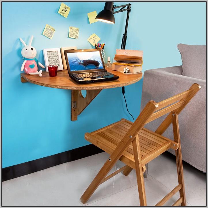 Drop Leaf Desk Wall Mounted
