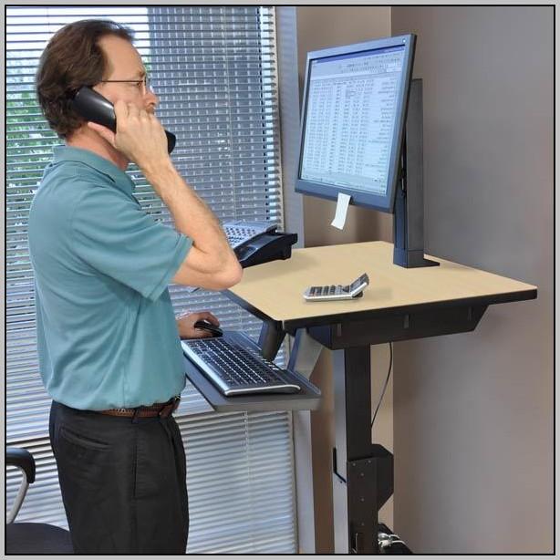 Ergotron Standing Desk Amazon