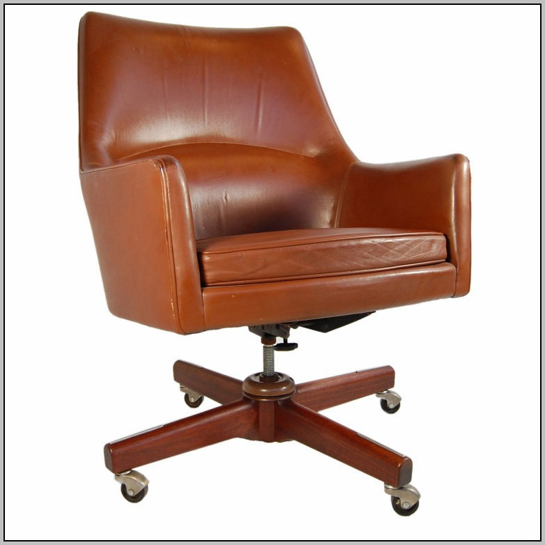 Executive Desk Chairs Leather