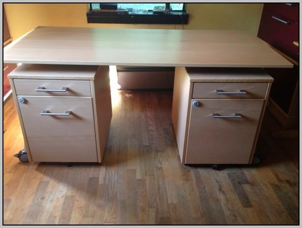 File Cabinet Desk Ikea
