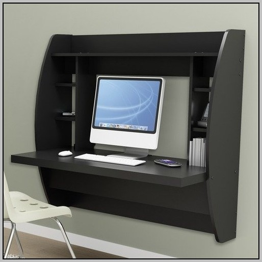 Floating Desk With Storage Walmart