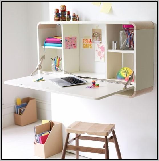 Fold Down Desk Diy