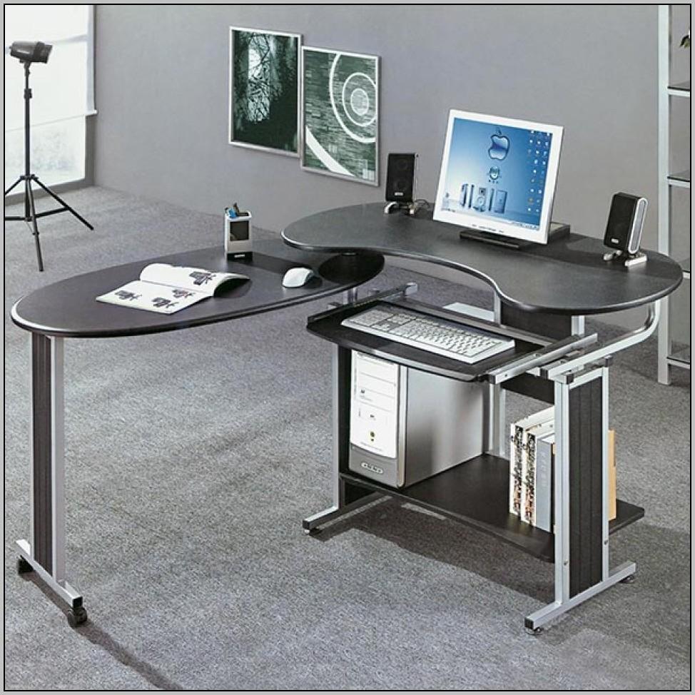 Folding Computer Desk Chair