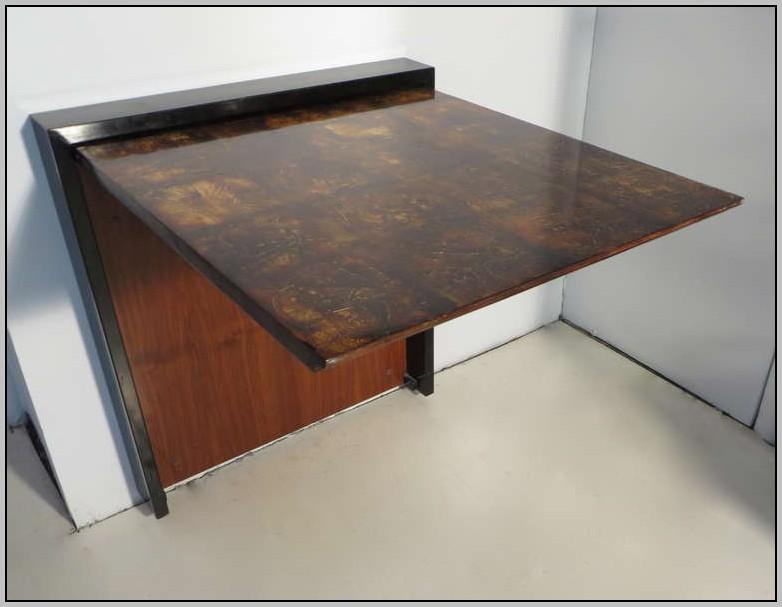Folding Wall Desk Hardware