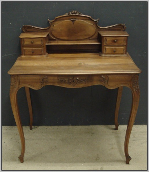 French Writing Desk Antique