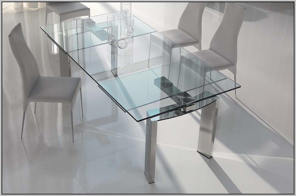 Frosted Glass Desk Ikea