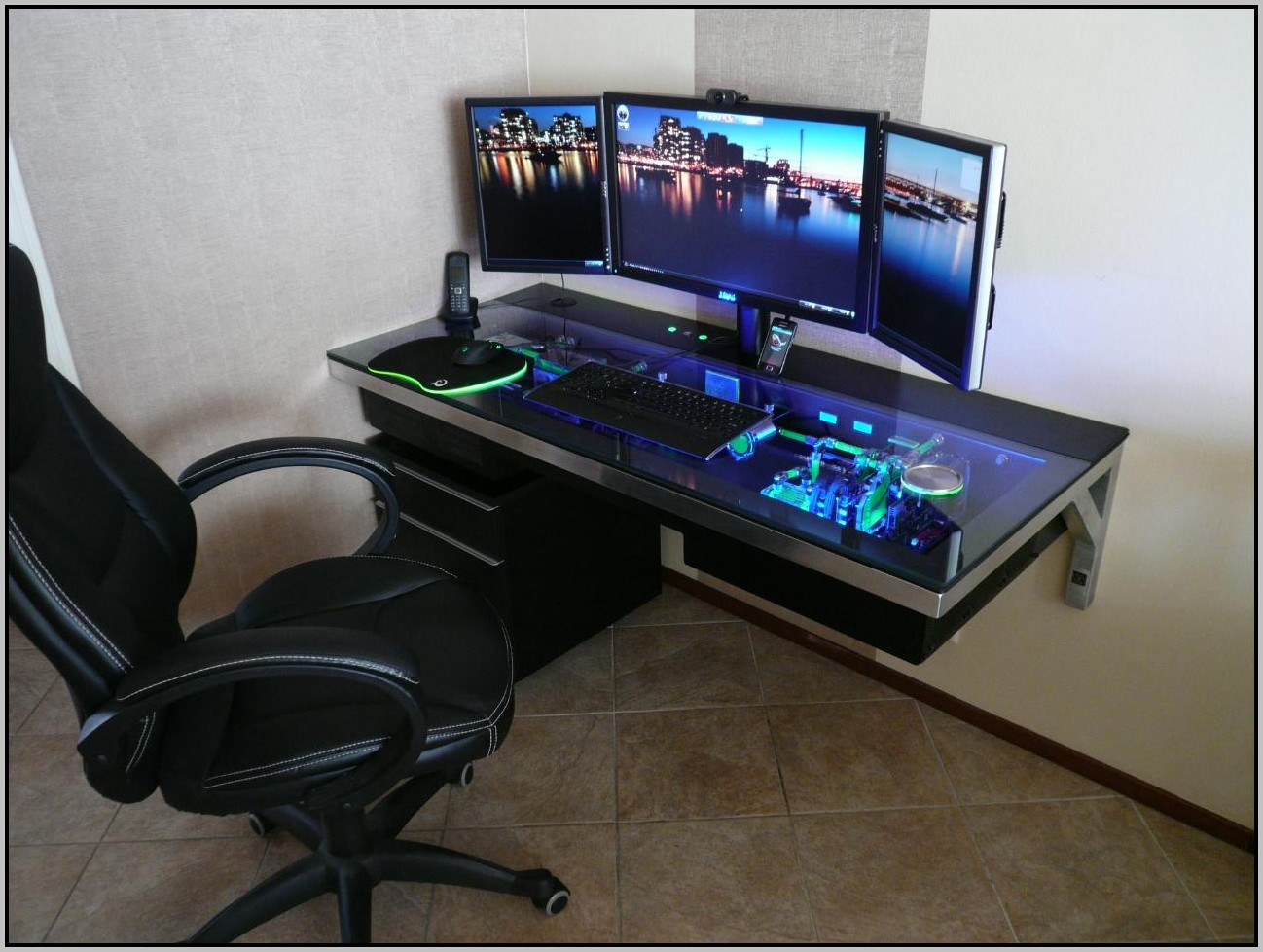 Gaming Pc Desk Ideas