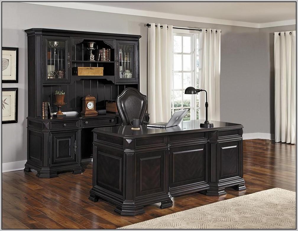 Ikea Desk Hutch Black
