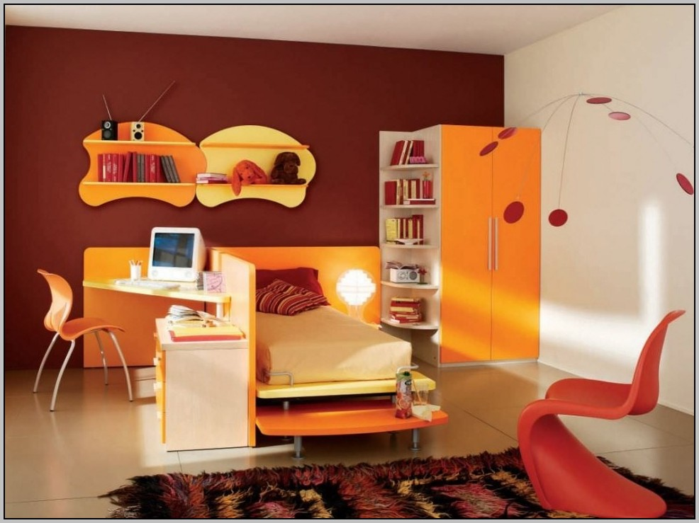 Ikea Desk Lamp Red