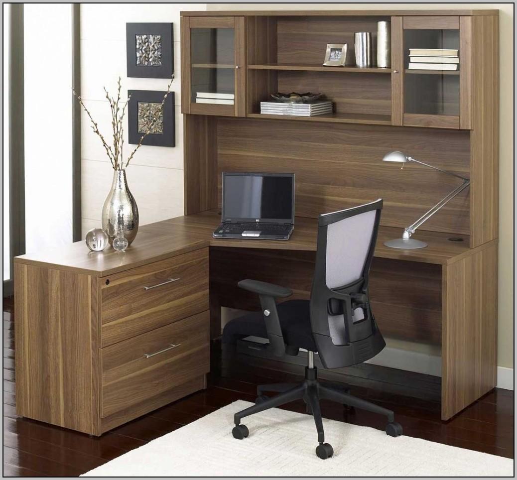 Ikea Galant L Shaped Desk