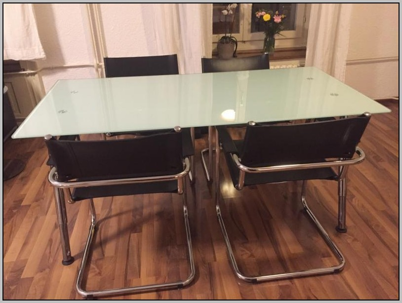 Ikea Glass Desk Galant