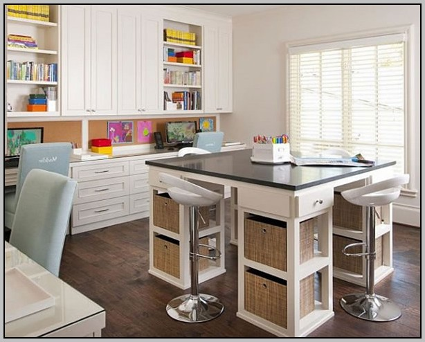 Ikea Hackers L Shaped Desk