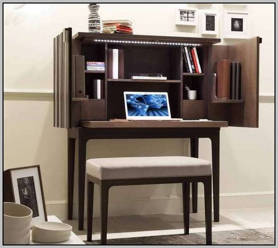Ikea Secretary Desk Alve