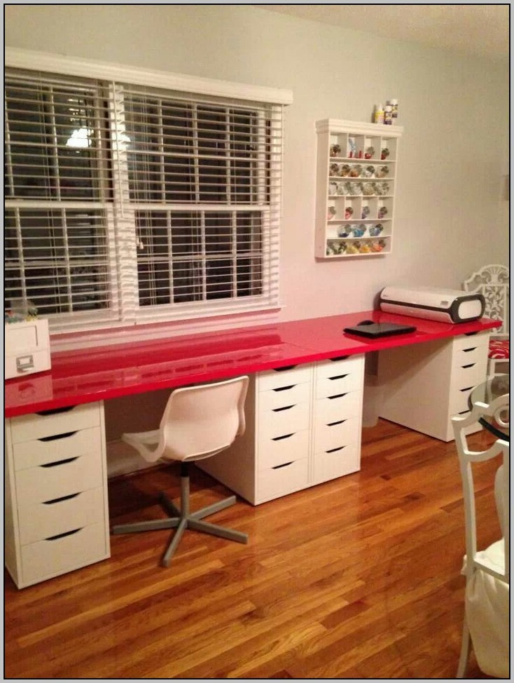 Ikea Small Desk With Drawers