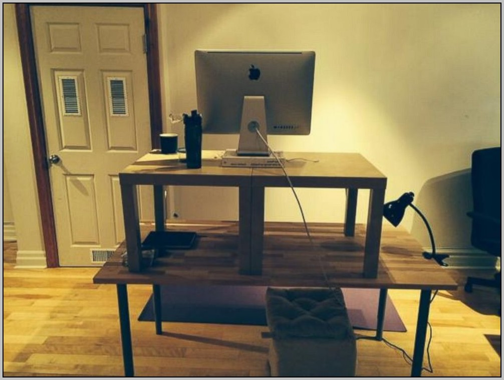 Ikea Stand Up Desk $22