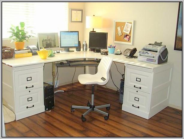 Ikea White Desk Top
