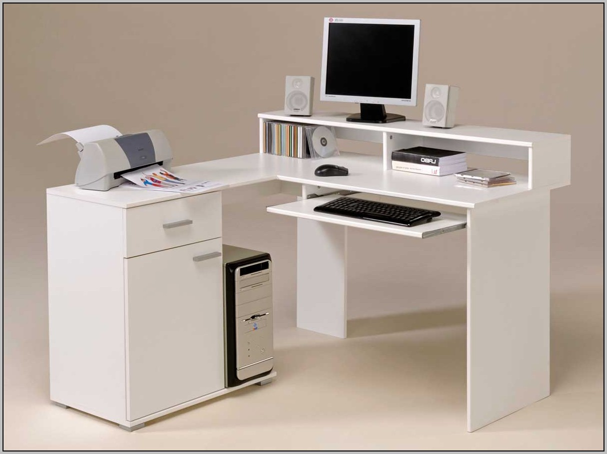 Ikea White Desk With Drawer