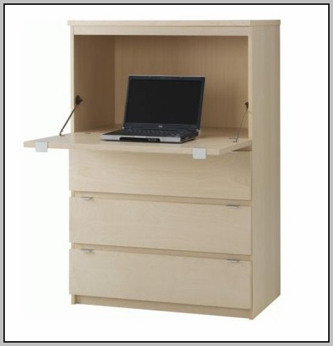Jonas Secretary Desk Ikea