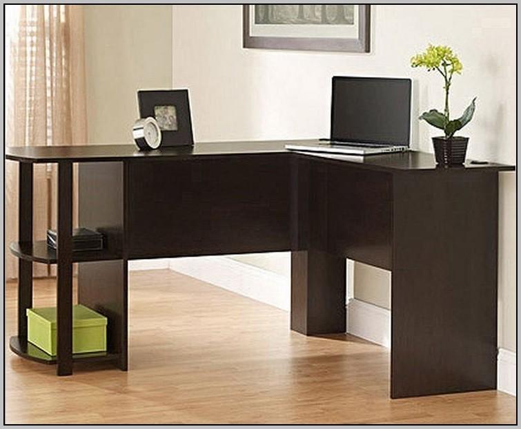 L Shaped Executive Office Desk