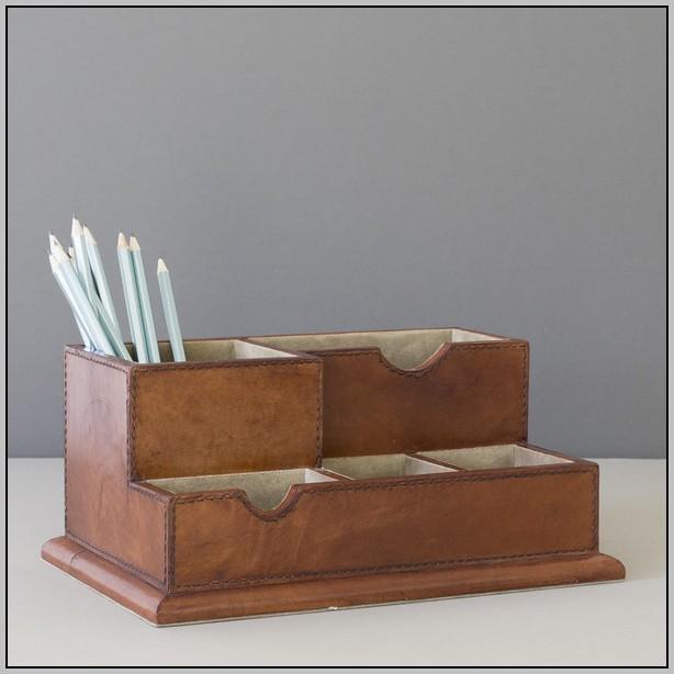 Leather Desk Blotter Australia