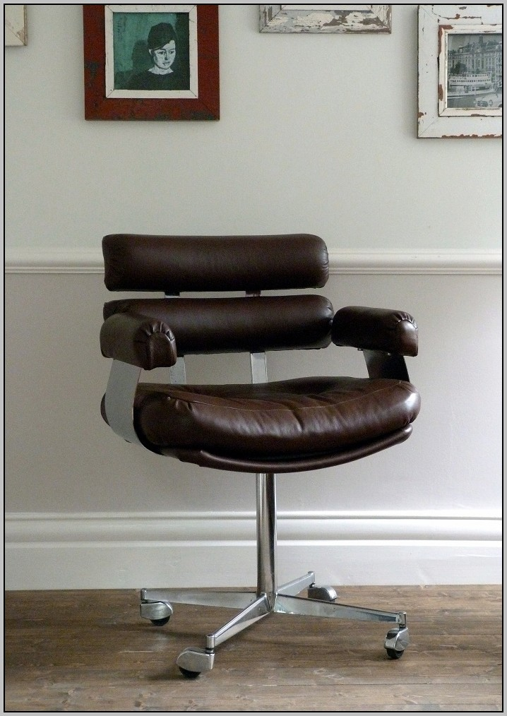Leather Desk Chairs Uk