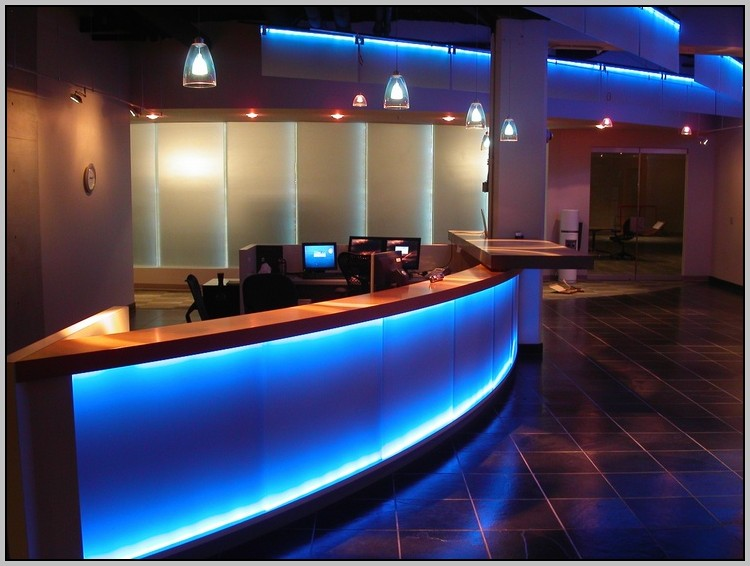Led Desk Light Strip