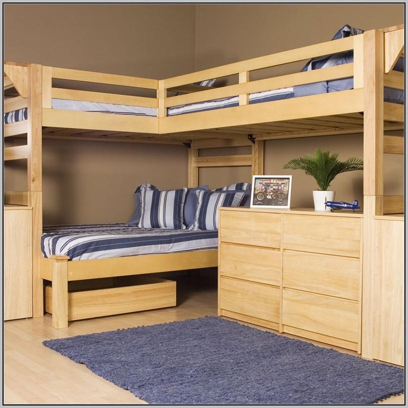 Loft Bed Desk Plans