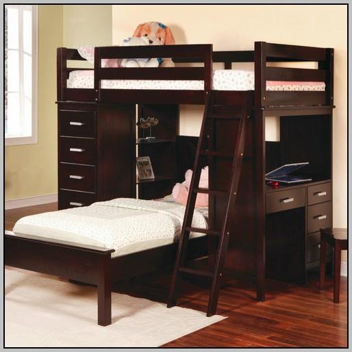Loft Bed Desk Walmart