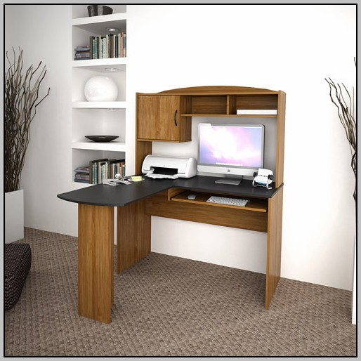 Mainstays L Shaped Desk With Hutch Directions