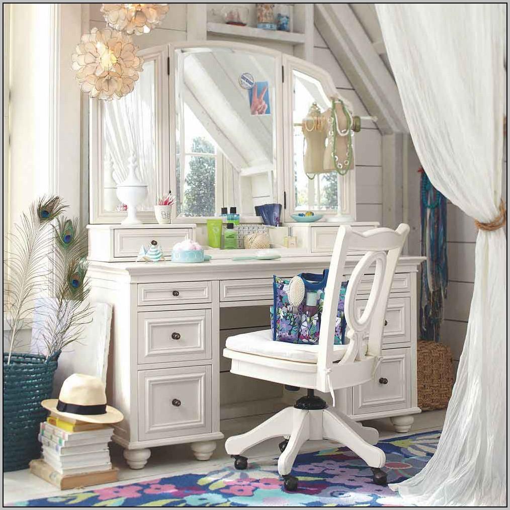 Makeup Vanity Desk Bedroom