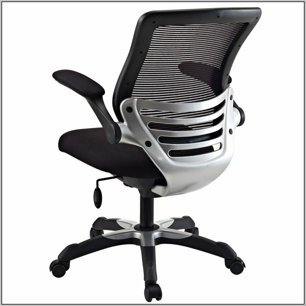 Mesh Desk Chair With Arms