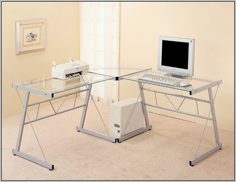 Metal Computer Desk Trolley