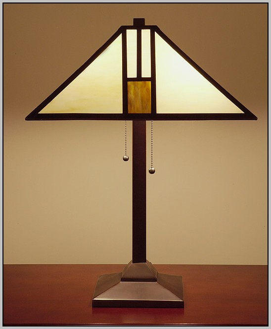 Mission Style Desk Lamp