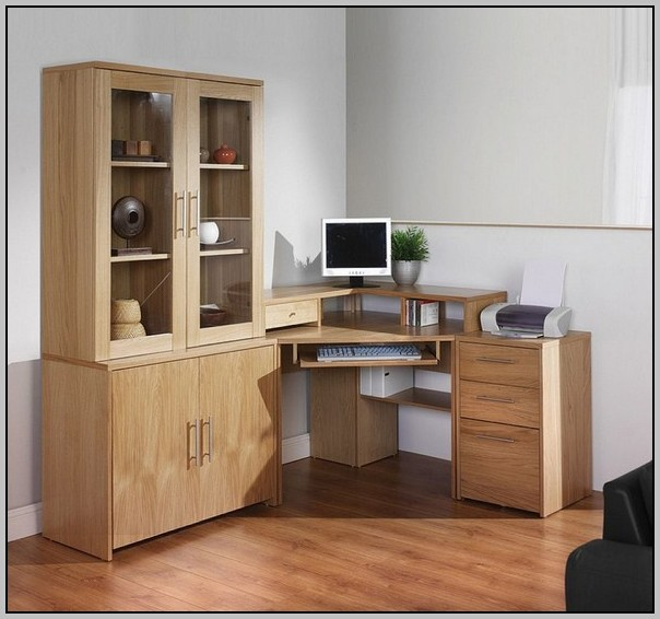 Modern Home Office Computer Desk