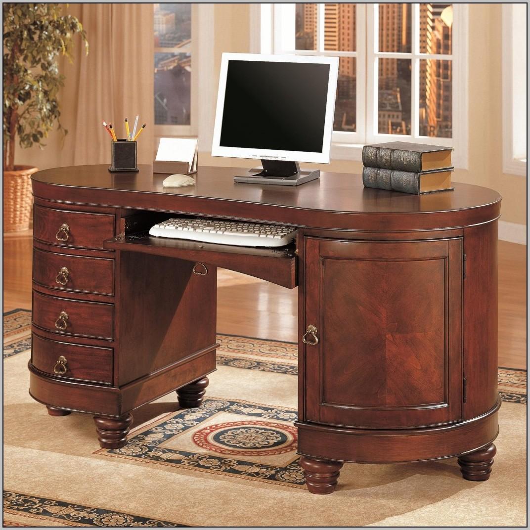 Modern L Shaped Desk With Storage