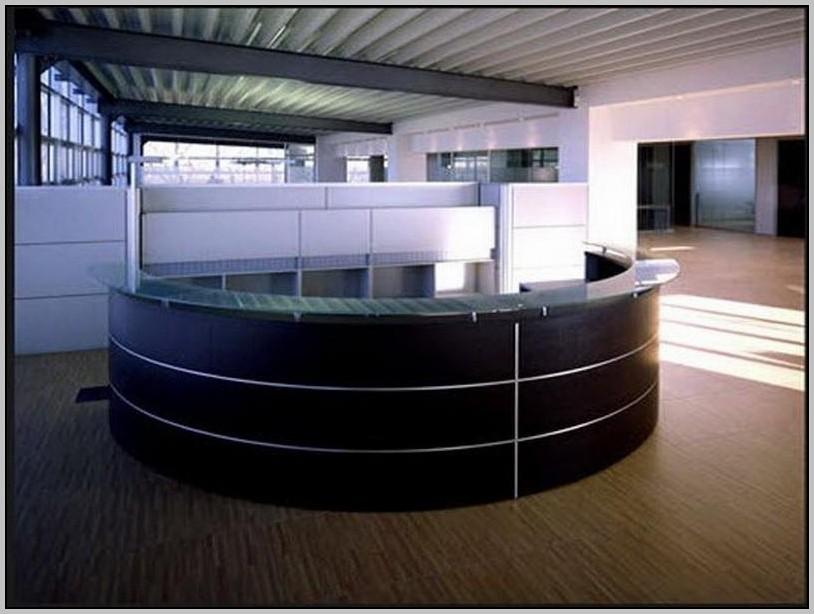 Modern Reception Desk Australia