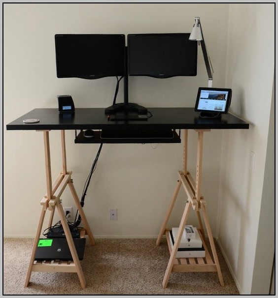 Monitor Mount For Desk