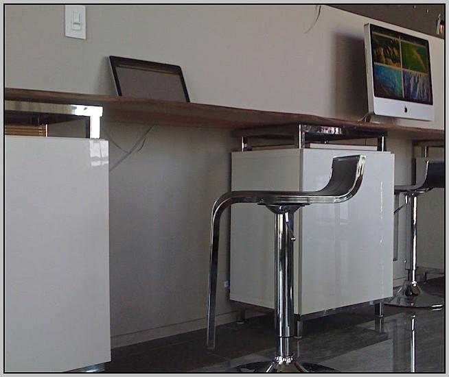 Office Desk Ikea Hack