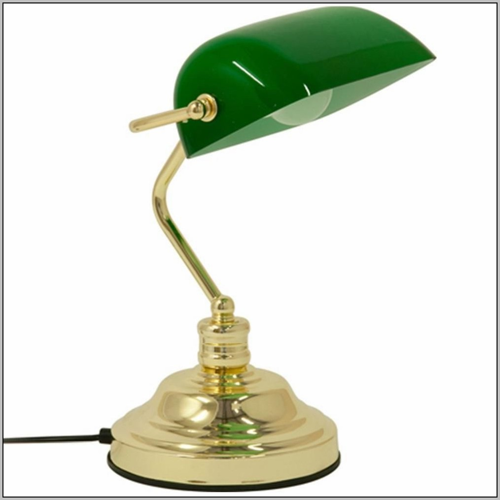 Office Desk Lamps Traditional