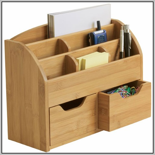 Office Desk Organizer With Drawers
