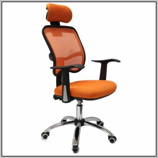 Orange Desk Chair Uk